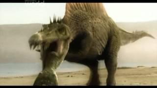 Prehistoryczne B Spinozaur (3) Część 2