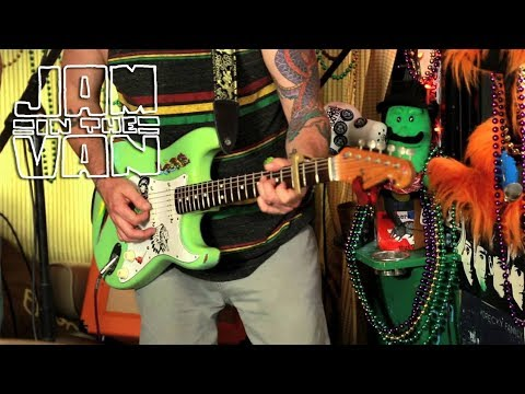 """BILLY IUSO AND THE RESTLESS NATIVES - """"I See You"""" (Live in New Orleans) #JAMINTHEVAN"""