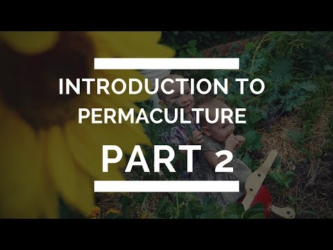Intro to Permaculture Part 2