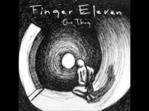 Finger Eleven - One Thing (HD) (1080p)