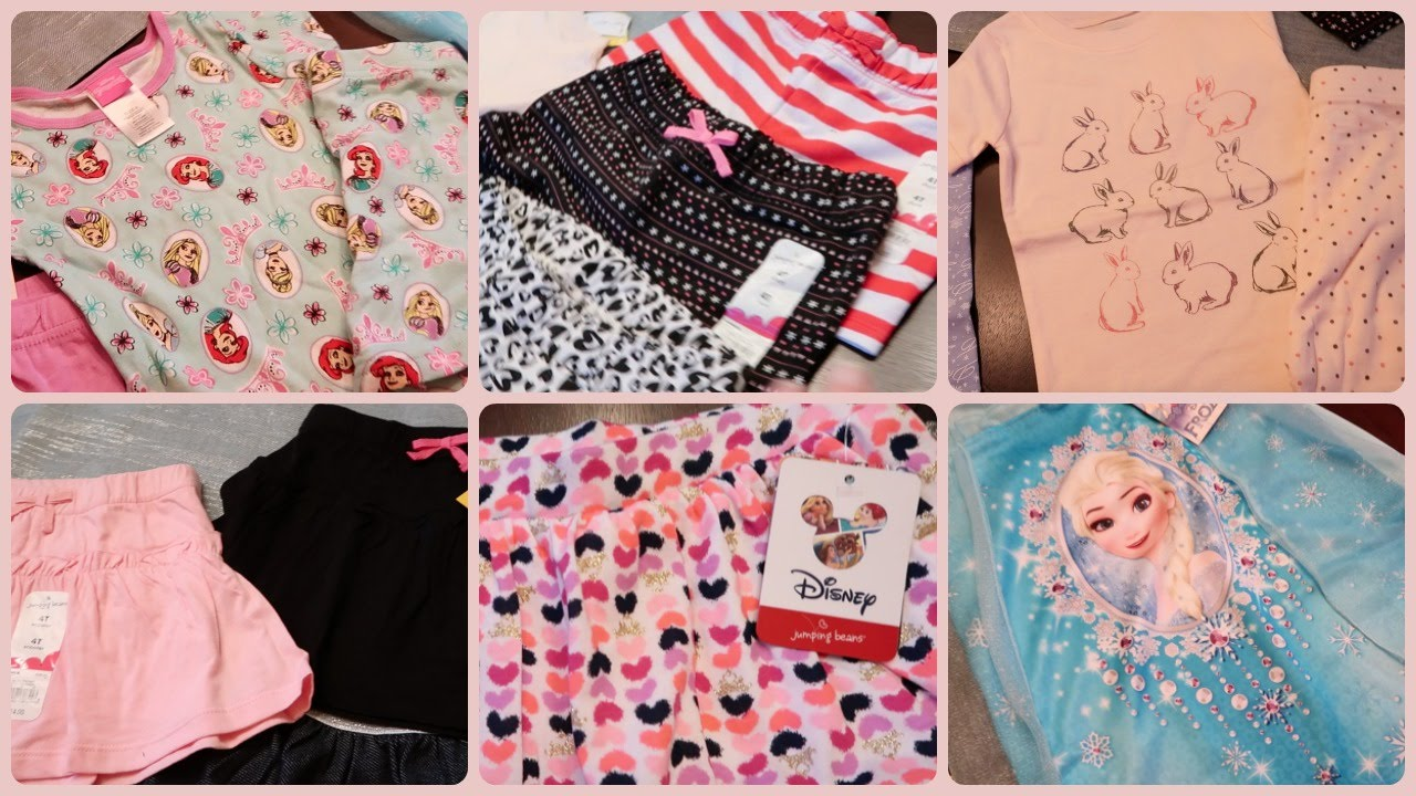 a55591e984c9 Toddler Girl Kohl's and Old Navy Clearance Haul! - YouTube