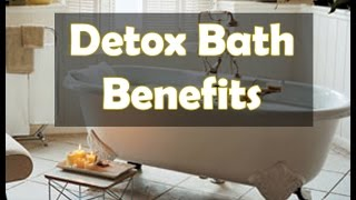 Detox Bath Benefits with Jovanka Ciares