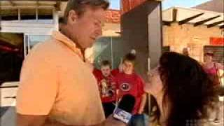 2009 AFL Footy Show Street Talk Taylors Lakes 16 04 09