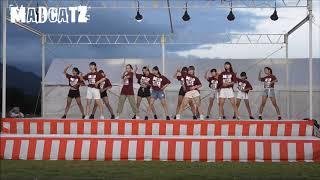 出雲神話まつり花火大会2017MADCATZ AAA NEXTSTAGE DANCE