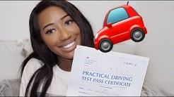 I FAILED MY DRIVING TEST 6 TIMES | Getting My First Car & Insurance