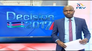 Tune in to #Decision2017 August 20, 2017