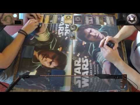 Tulsa Regional 2015 | Star Wars LCG | Top 4-1