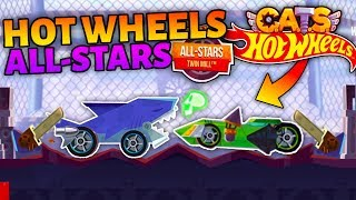 C.A.T.S NEW HOT WHEELS *ALL-STARS* - NEW ULTIMATE PARTS (Crash Arena Turbo Stars)