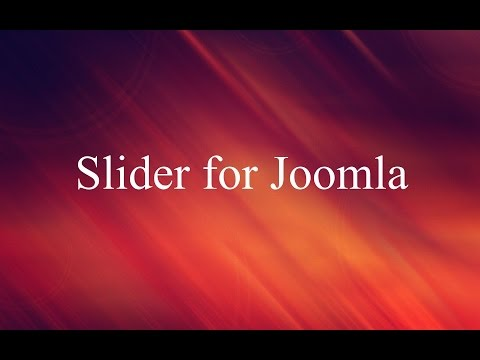 Simple And Beautiful Slideshow For Joomla!