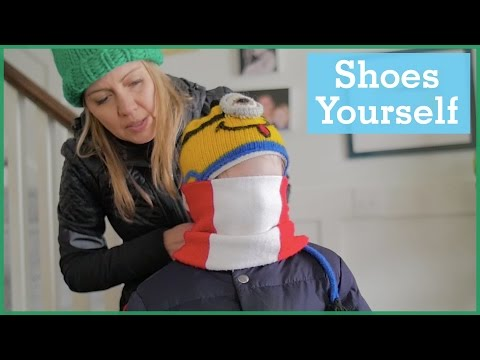 Shoes Yourself | #EminemParody | The Holderness Family