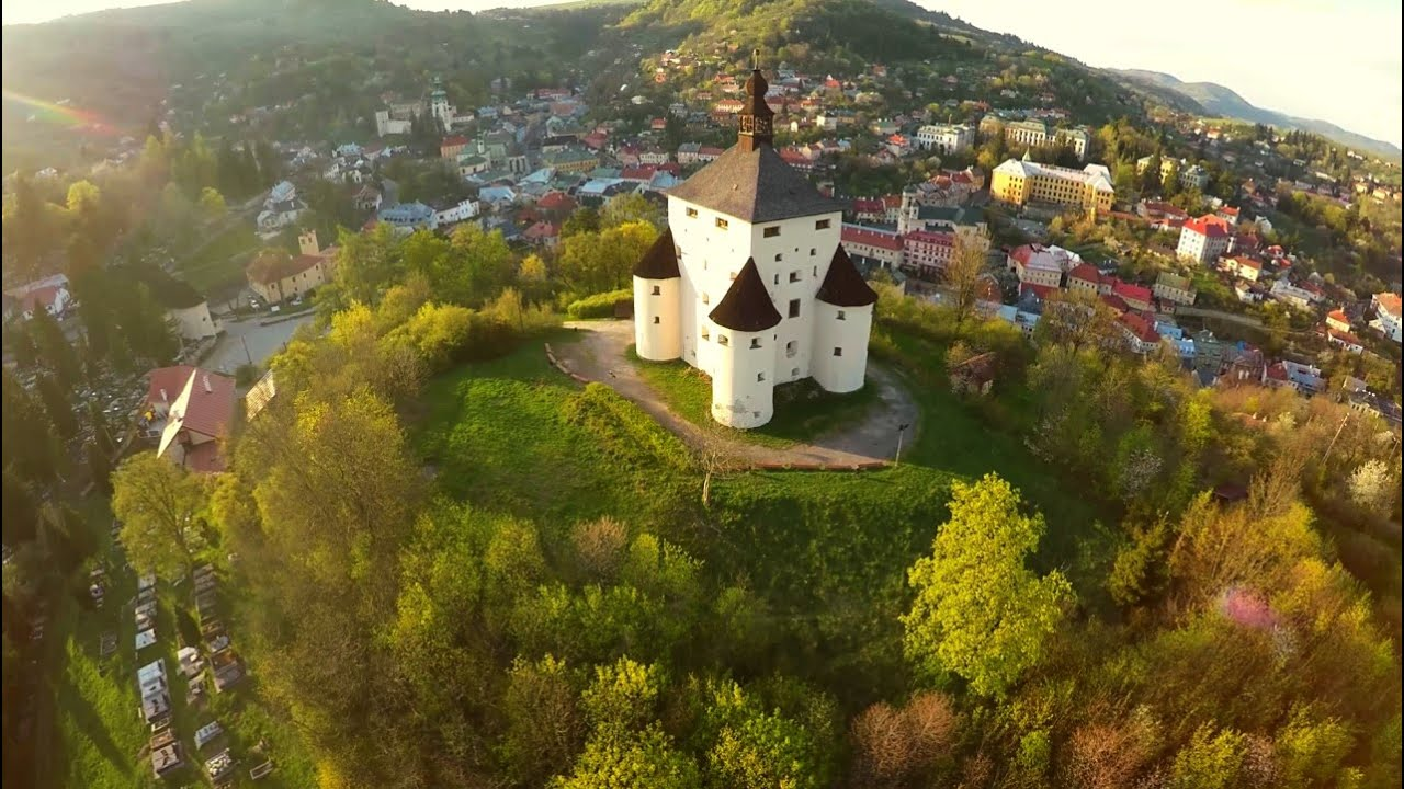 Banskà Stiavnica, Towns to See in Slovak