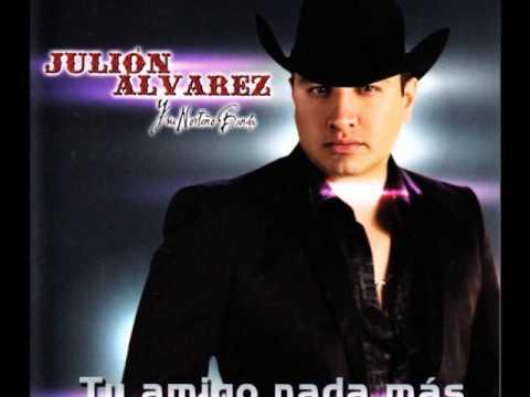 Julion Alvarez y Su Norteño Banda-Mas De Lo Que Yo Pensaba [2013]