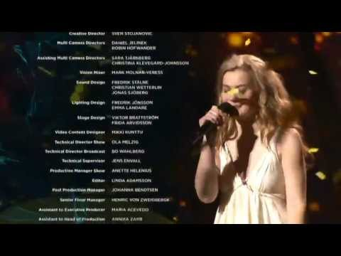 Emmelie de Forest wins Eurovision Song Contest 2013 [full-HD]