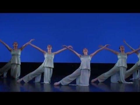 Steps of Faith 2015 Nativity Ballet - Christmastime Medley