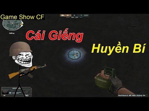 Game Show CF   Truy Sát ( Part 48 )   TQ97 Và Cái Giếng Quái Dị