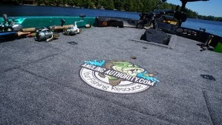 Bass Boat Carpet Replacement - How To  - Part I