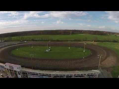 Gas City Speedway (Before The Roar) 4-13-15