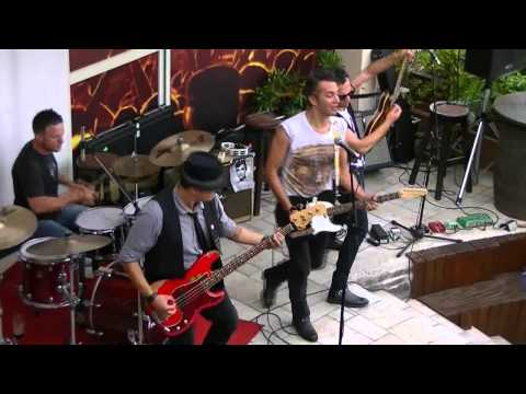 GOOD THINGS - MIAMI AND THE GROOVERS live@GLORY DAYS 2013 - @TAVproduction