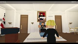 New Zealand ROBLOX, New Prime Minister SandraJSully, sworn in by Governor General ThomasJParker