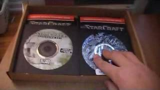 StarCraft Battle Chest Unboxing