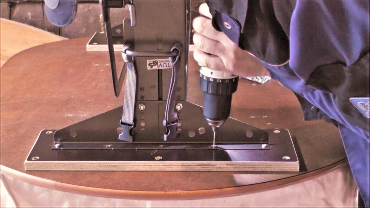 Wohnwagen Tischplatte Repariert Youtube