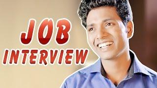 Job Interview | Hindi Comedy Video | Pakau TV Channel