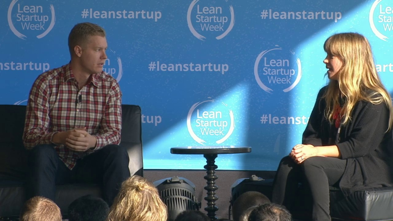 Sam Parr, The Hustle with lean start up