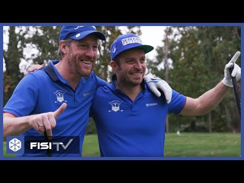 Manfred Moelgg: Il Golf, Che Passione! | FISI Official