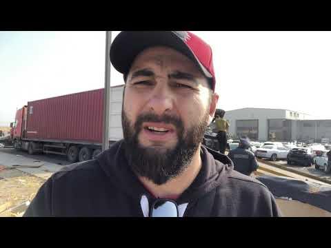 Забираем Авто из Еревана ( Армения )