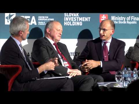 TATRA SUMMIT - SESSION 1: Battle for Growth: Divergent Views from Europe