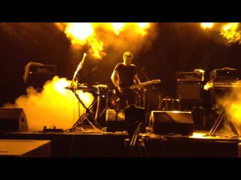 65daysofstatic - Radio Protector (Live in Bangalore - Indie March 2016)