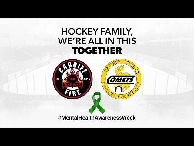 Hockey Family, We're All In This Together | Mental Health Awareness Week