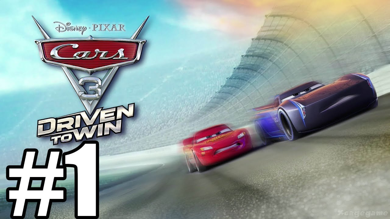 Cars 3 Driven To Win Gameplay Walkthrough Part 1 Youtube