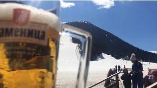Пивная история Пиво на горной воде