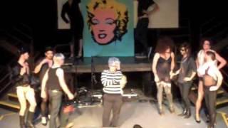 Andy Warhol & the Factory at Trannyshack