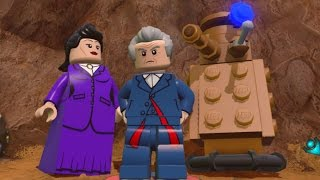 LEGO Dimensions - Doctor Who Adventure World - Open World Free Roam (TARDIS, K-9)