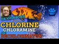 Chlorine, Chloramine, and Dechlorinator, Definitive Discussion, 2017