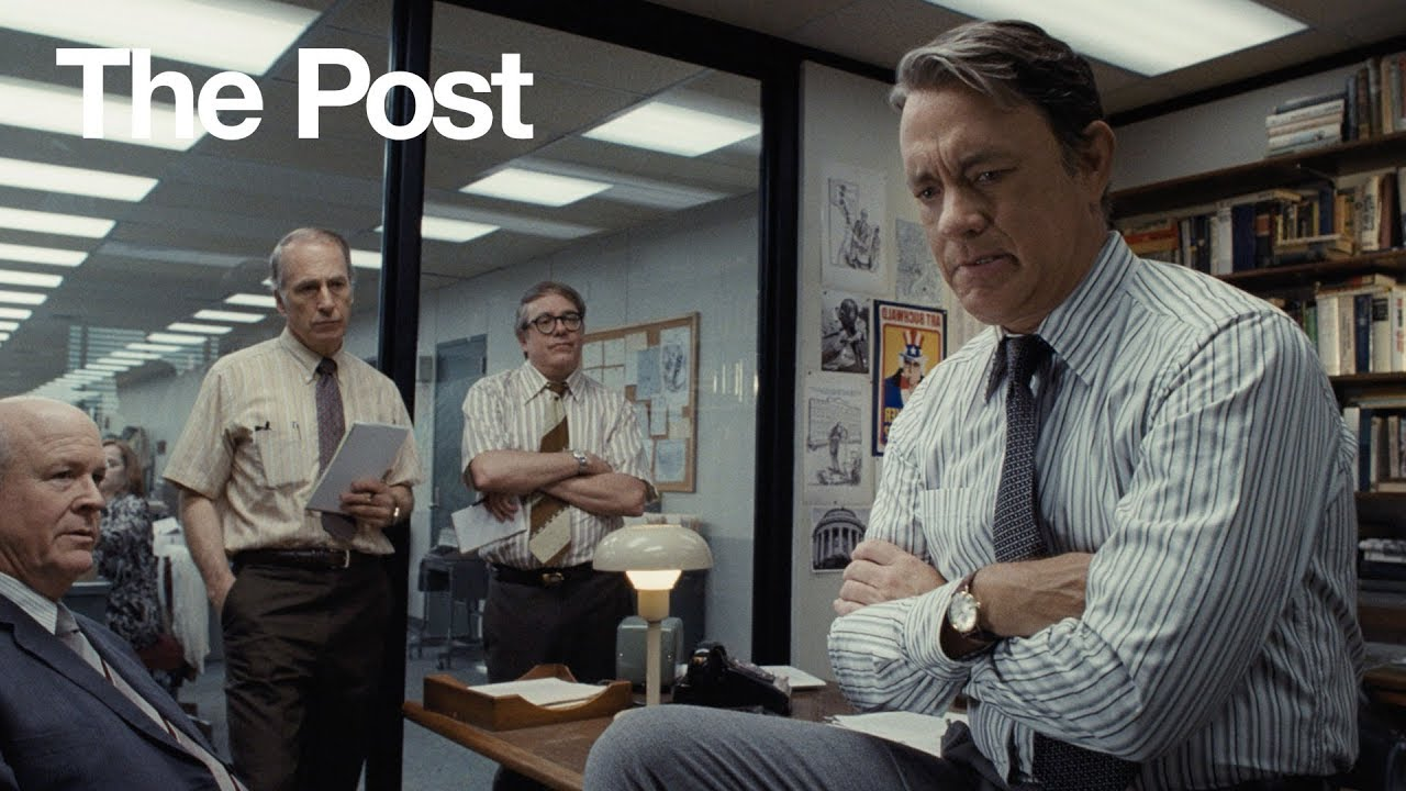 The Post | Tom Hanks As Ben Bradlee | 20th Century FOX
