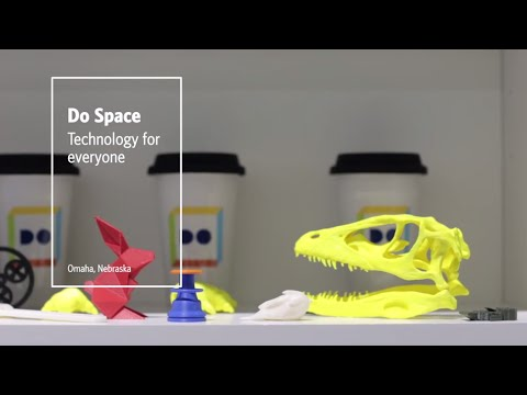 Do Space: the Modern Digital Library