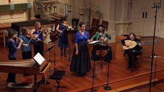 Henry Purcell: Fairest Isle (King Arthur), Anna Dennis with Voices of Music 4K UHD
