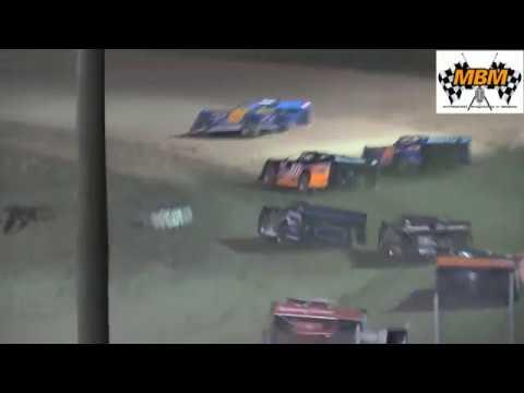 I-96 Speedway Fall Brawl Night One - UMP Late Models Heat 3