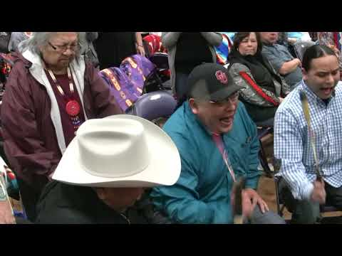 Cozad - Contest Song - Durant Choctaw Casino PowWow 2018