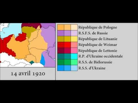 Polish-Soviet War (1919-1920) Every Day
