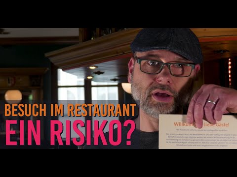 Ein Besuch im Restaurant während der Krise