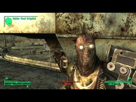 Let's Play Fallout 3 Part 58: The Bethesda Ruins