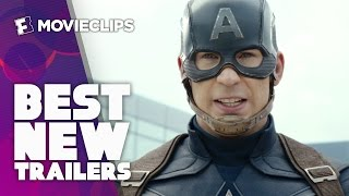 Best New Movie Trailers - December 2015 HD