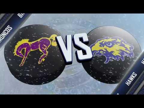 2018 7A Semifinals: Hermantown vs International Falls Highlights