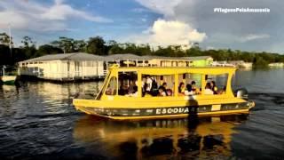 Viagens Pela Amazônia | Vida Sobre as Águas - Comunidade do Catalão-AM