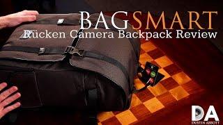 Bagsmart Rücken Camera Backpack Review | 4K