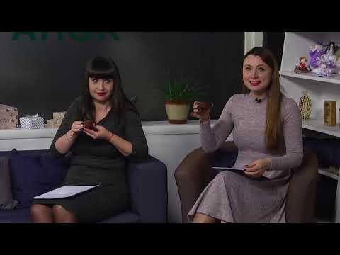 Телеканал UA: Житомир: Чай для зіцнення імунітету_Ранок на каналі UA: ЖИТОМИР 23.01.19